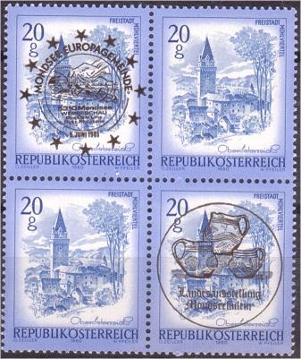 Schönes Österreich Vierer11