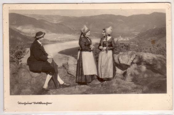 Österreichische Volkstrachten Wachau10