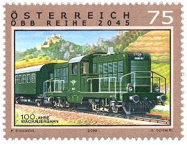 """100 Jahre Wachauerbahn"" Wachau11"
