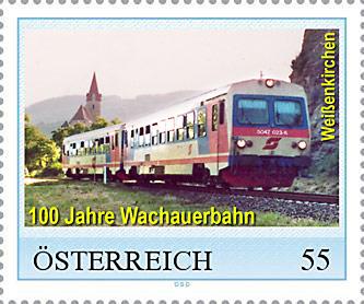 """""""100 Jahre Wachauerbahn"""" Weisse10"""