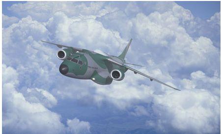 Embraer C-390. KC-390 20070910