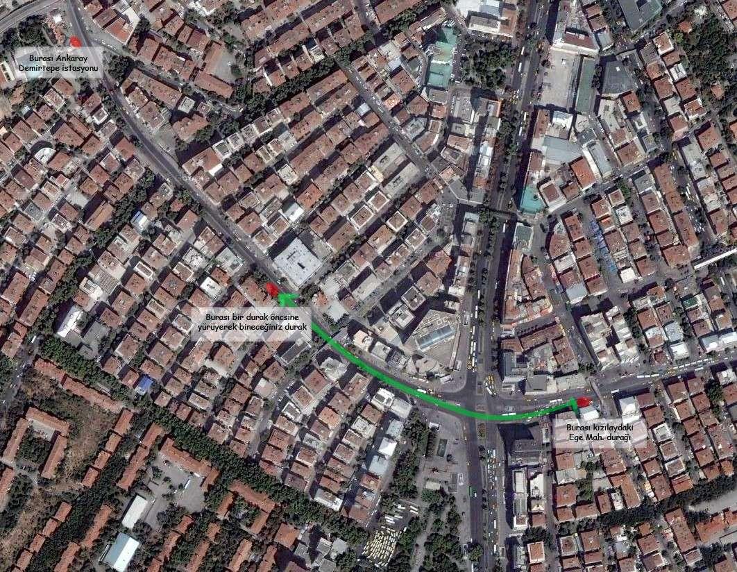 Ankara Kızılay - Ege Mahallesi Kizila10