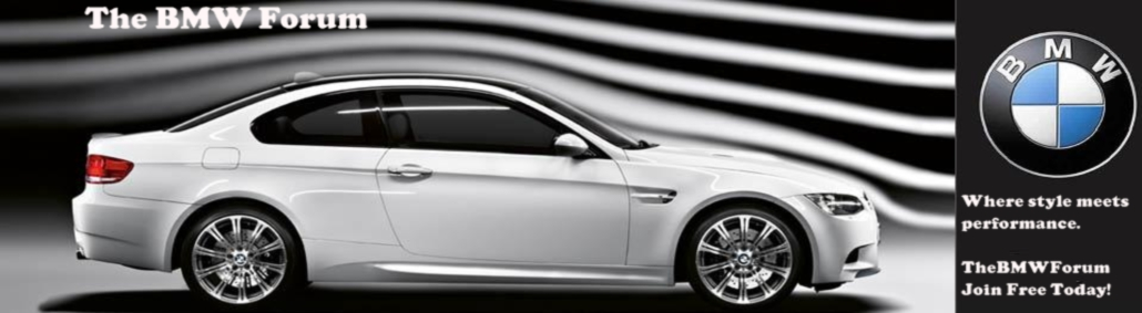 The BMW Forum
