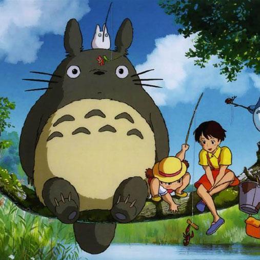 ARRIVA IL MIO VICINO TOTORO BY HAYAO MIYAZAKI Totoro11