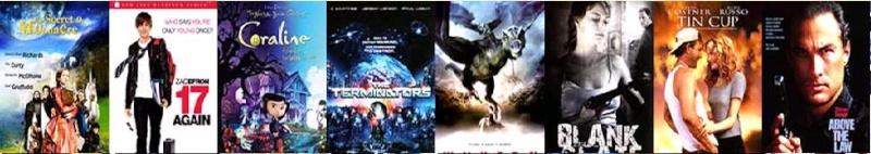 รายการหนังเดือนกรกฎาคม Movie158
