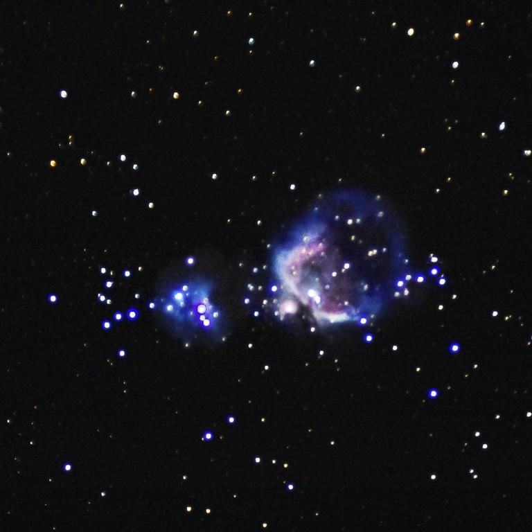 Orion Nebula Orionm10