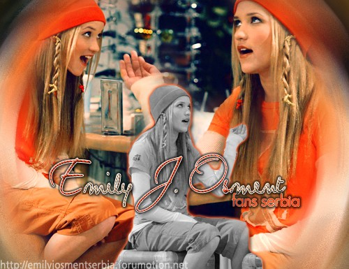 Emily Osment Serbia