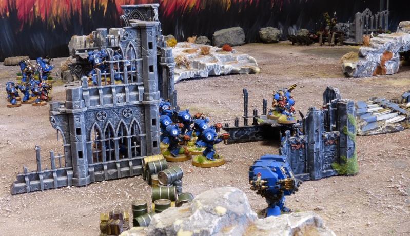 Warhammer 40K. Galerie de Batailles ! - Page 4 P1110142