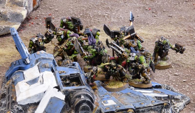 Warhammer 40K. Galerie de Batailles ! - Page 4 P1110143