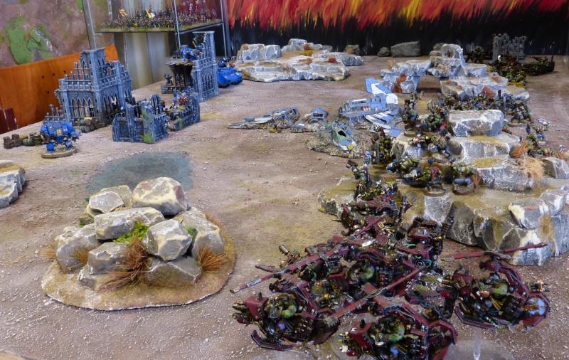 Warhammer 40K. Galerie de Batailles ! - Page 4 P1110144