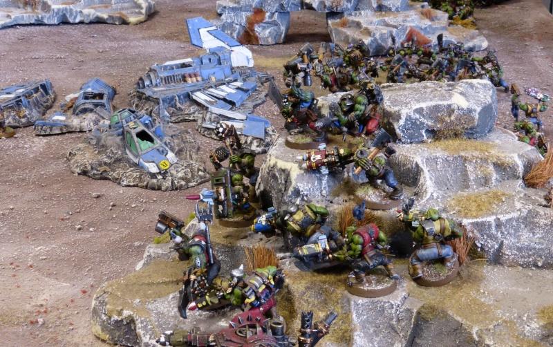 Warhammer 40K. Galerie de Batailles ! - Page 4 P1110145