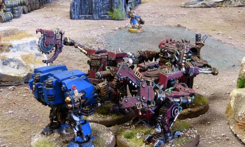 Warhammer 40K. Galerie de Batailles ! - Page 4 P1110147