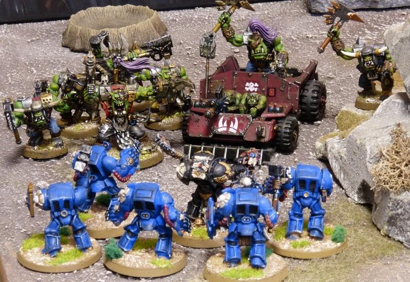Warhammer 40K. Galerie de Batailles ! - Page 4 P1110148