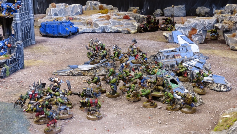 Warhammer 40K. Galerie de Batailles ! - Page 4 P1110149