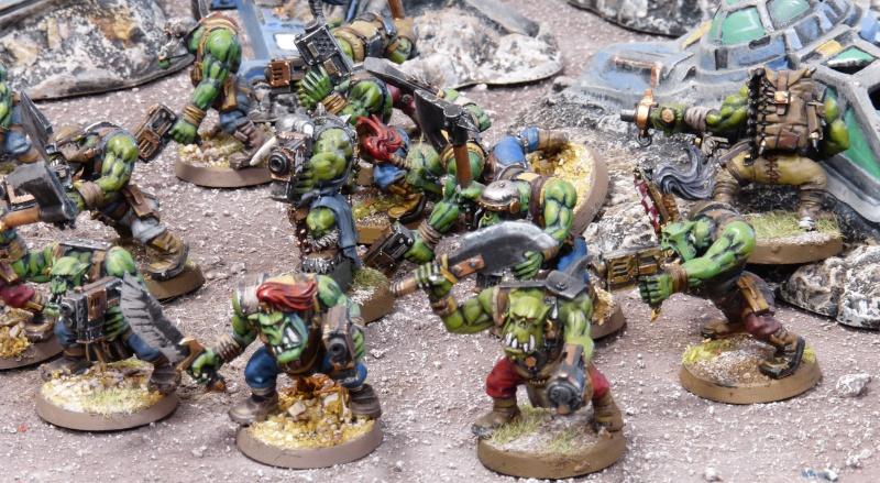 Warhammer 40K. Galerie de Batailles ! - Page 4 P1110156