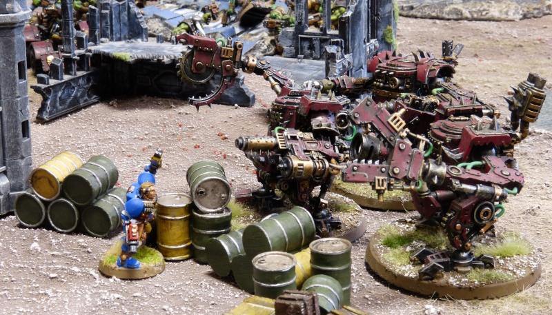 Warhammer 40K. Galerie de Batailles ! - Page 4 P1110159
