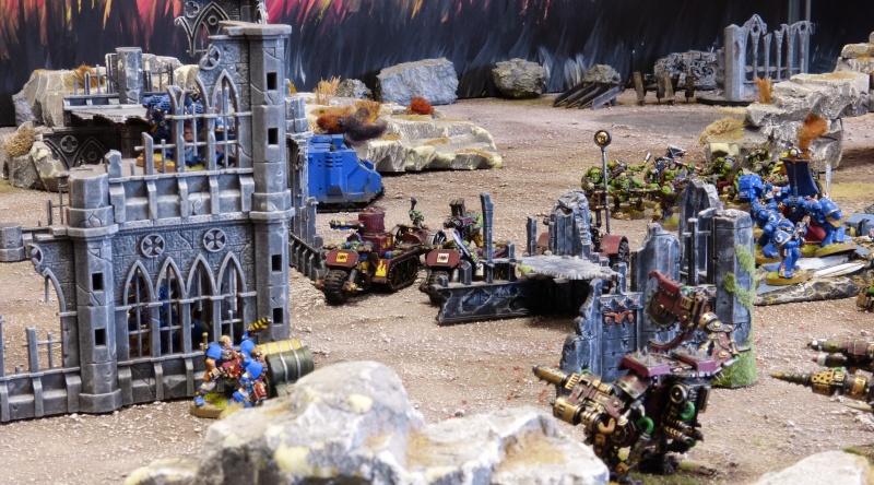 Warhammer 40K. Galerie de Batailles ! - Page 4 P1110160