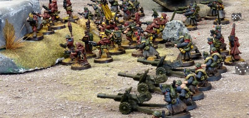 Warhammer 40K. Galerie de Batailles ! - Page 4 P1110714