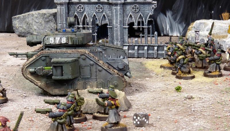 Warhammer 40K. Galerie de Batailles ! - Page 4 P1110715