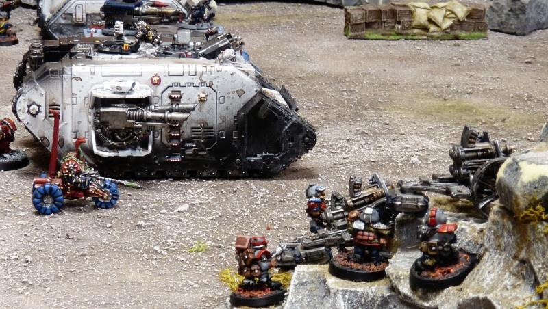 Warhammer 40K. Galerie de Batailles ! - Page 4 P1110716