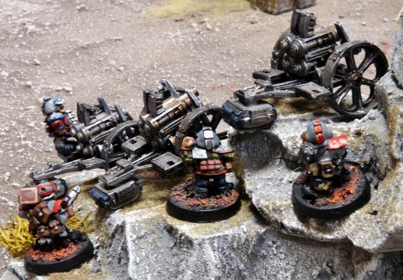 Warhammer 40K. Galerie de Batailles ! - Page 4 P1110717