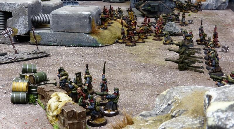 Warhammer 40K. Galerie de Batailles ! - Page 4 P1110719