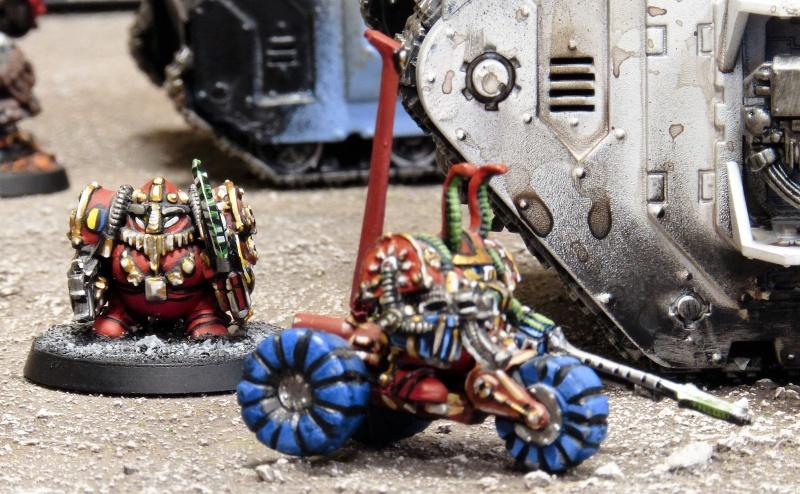 Warhammer 40K. Galerie de Batailles ! - Page 4 P1110720
