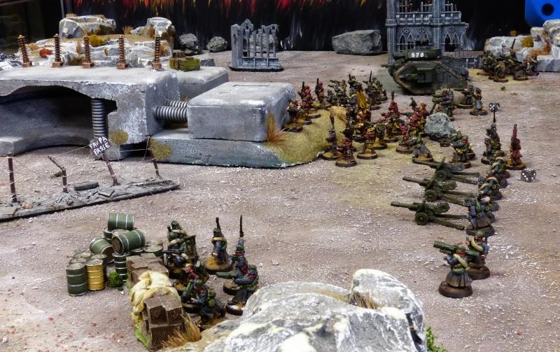 Warhammer 40K. Galerie de Batailles ! - Page 4 P1110723