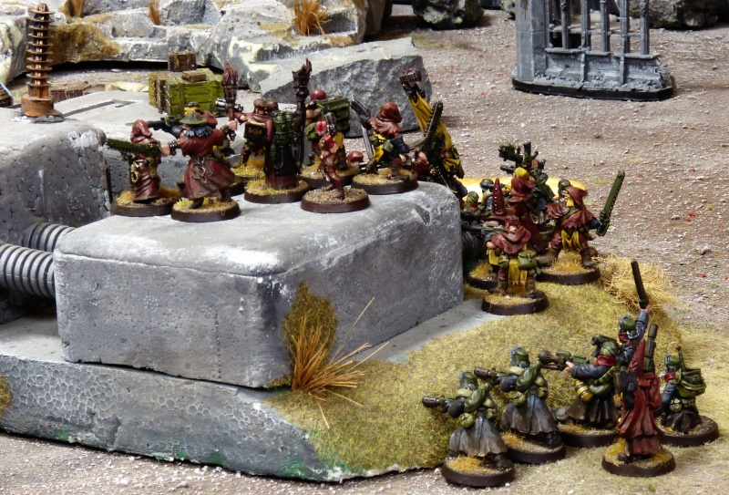 Warhammer 40K. Galerie de Batailles ! - Page 4 P1110725