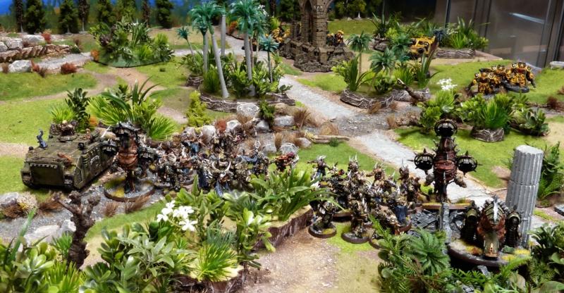Warhammer 40K. Galerie de Batailles ! - Page 6 P1210772