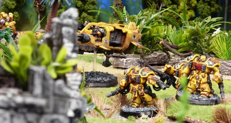 Warhammer 40K. Galerie de Batailles ! - Page 6 P1210773