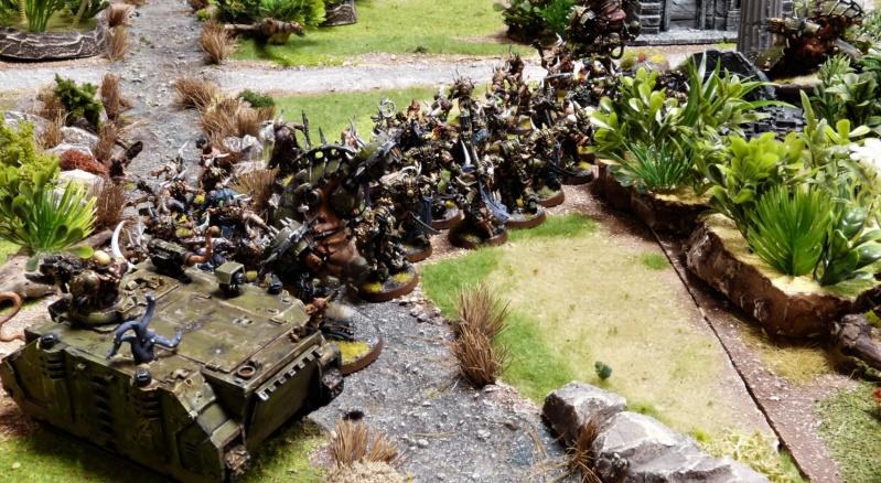 Warhammer 40K. Galerie de Batailles ! - Page 6 P1210776