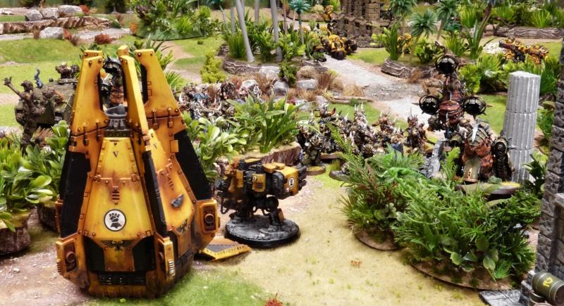 Warhammer 40K. Galerie de Batailles ! - Page 6 P1210777