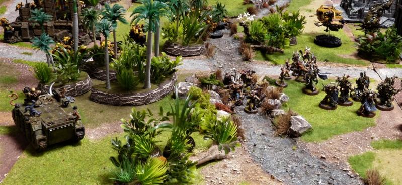 Warhammer 40K. Galerie de Batailles ! - Page 6 P1210778