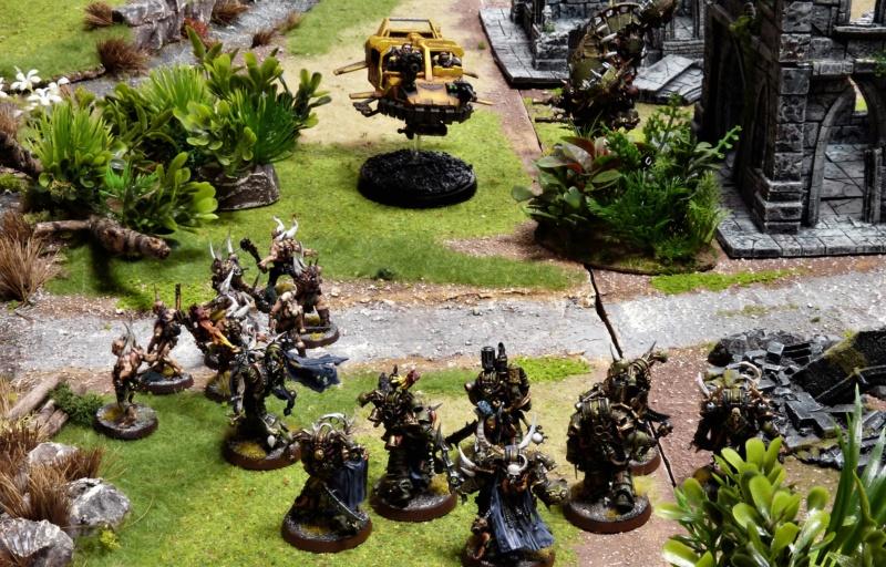 Warhammer 40K. Galerie de Batailles ! - Page 6 P1210779
