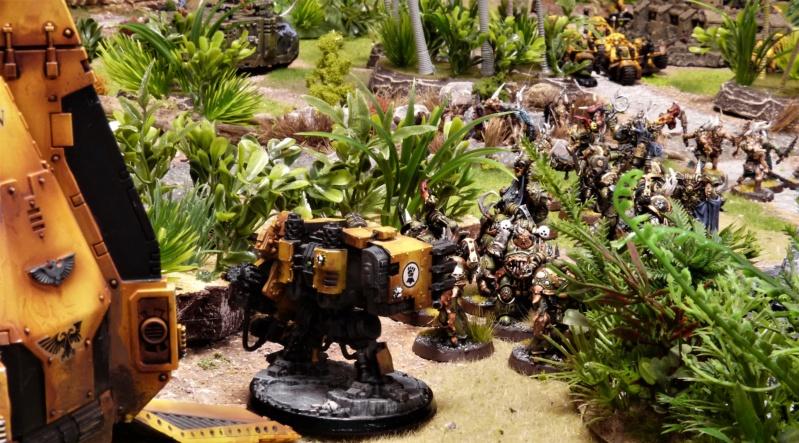 Warhammer 40K. Galerie de Batailles ! - Page 6 P1210780
