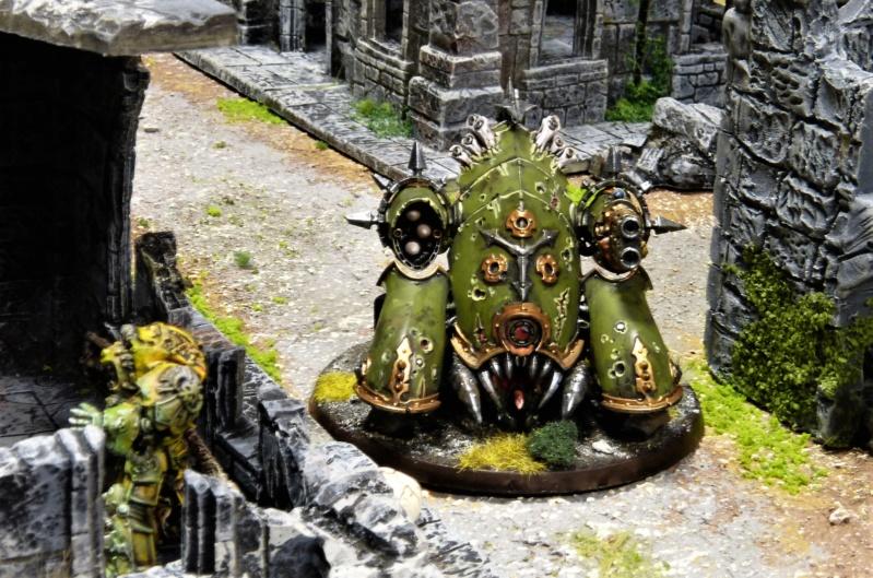 Warhammer 40K. Galerie de Batailles ! - Page 6 P1210781