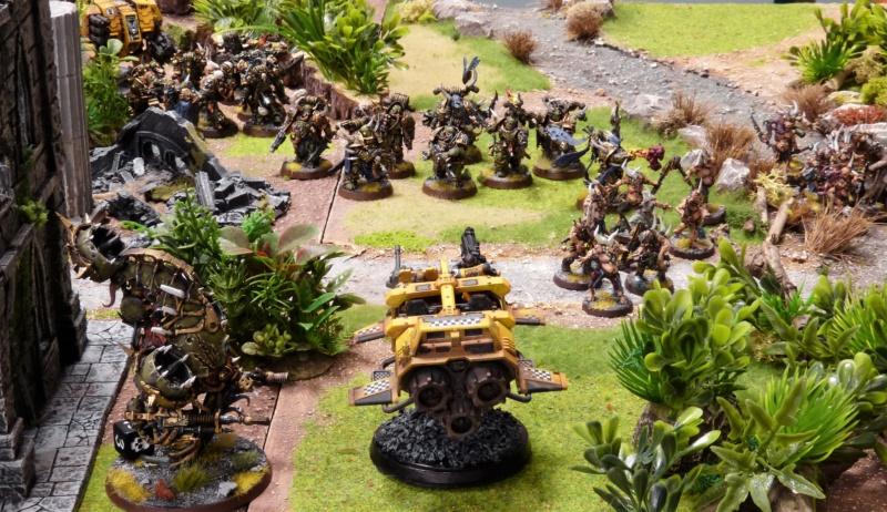 Warhammer 40K. Galerie de Batailles ! - Page 6 P1210785