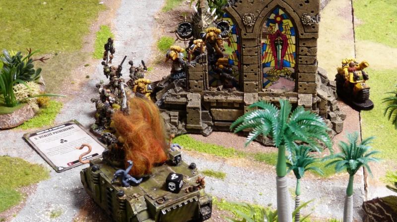 Warhammer 40K. Galerie de Batailles ! - Page 6 P1210786