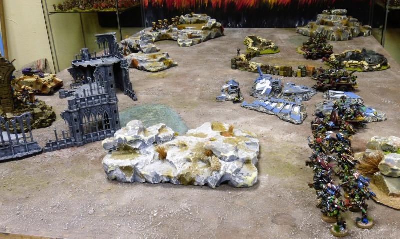 Warhammer 40K. Galerie de Batailles ! - Page 6 P1220016