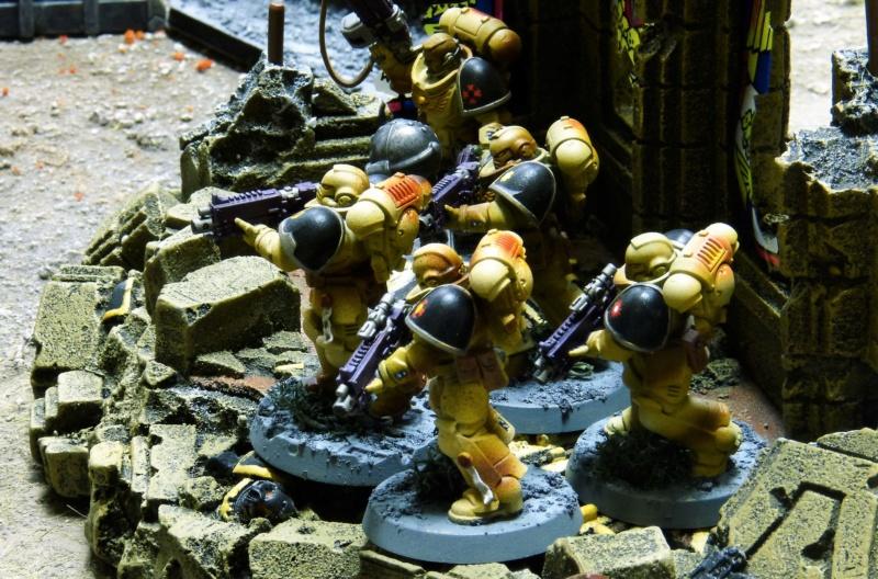 Warhammer 40K. Galerie de Batailles ! - Page 6 P1220019