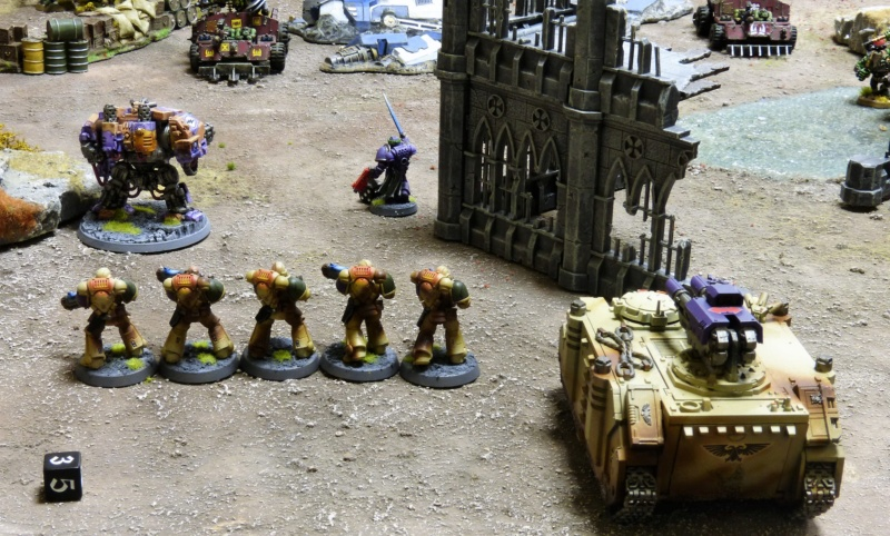 Warhammer 40K. Galerie de Batailles ! - Page 6 P1220021