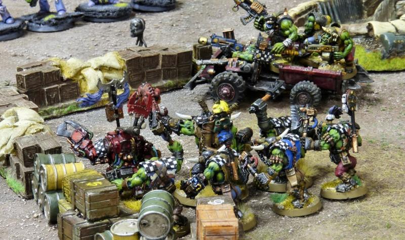 Warhammer 40K. Galerie de Batailles ! - Page 6 P1220024