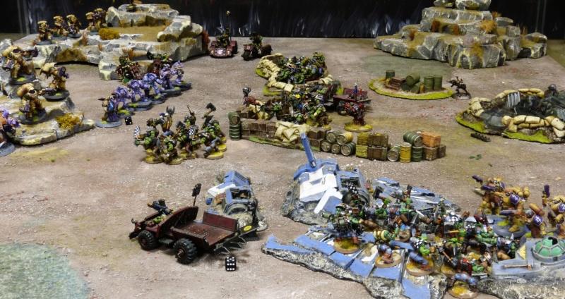 Warhammer 40K. Galerie de Batailles ! - Page 6 P1220026