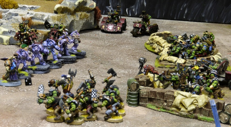 Warhammer 40K. Galerie de Batailles ! - Page 6 P1220028