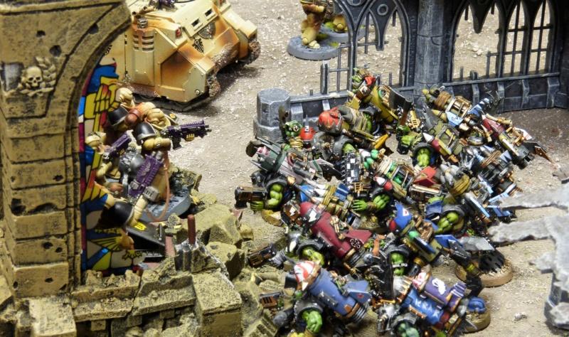 Warhammer 40K. Galerie de Batailles ! - Page 6 P1220029
