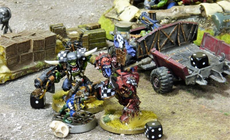 Warhammer 40K. Galerie de Batailles ! - Page 6 P1220031