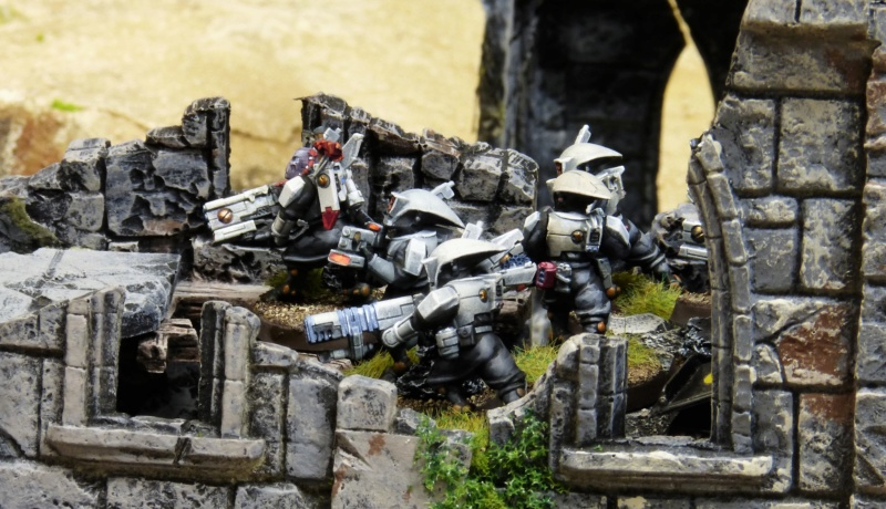 Warhammer 40K. Galerie de Batailles ! - Page 6 P1220114