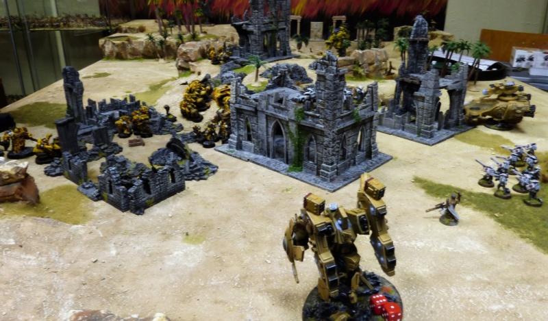 Warhammer 40K. Galerie de Batailles ! - Page 6 P1220116