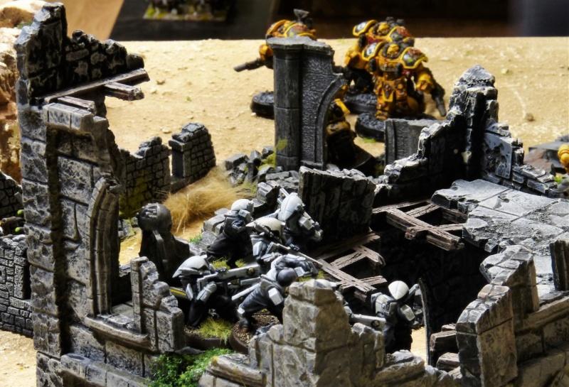 Warhammer 40K. Galerie de Batailles ! - Page 6 P1220117